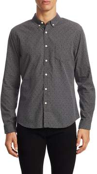 Life After Denim Men's Dot Com Sportshirt