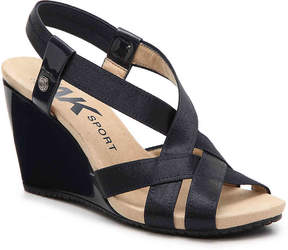 Anne Klein Women's Tamryn Wedge Sandal