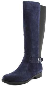 Tommy Hilfiger Suprem Women US 6 Blue Knee High Boot
