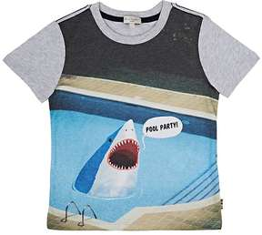 Paul Smith Kids' Pool Party! Jersey T-Shirt