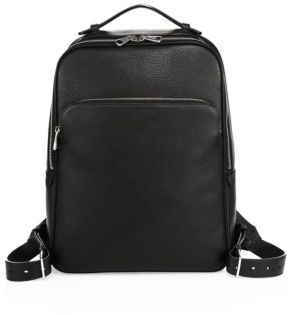 Bally Leather Backpack