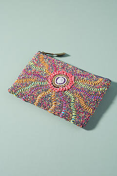 Anthropologie Medussa Pouch