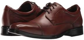 Johnston & Murphy Bartlett Casual Dress Cap Toe Oxford Men's Lace Up Cap Toe Shoes