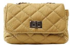 Steve Madden Women's Bcharlee Camel Crossbody Handbag