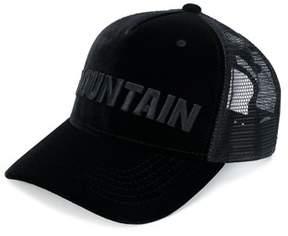 DSQUARED2 Men's Black Polyester Hat.