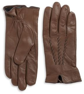 Lauren Ralph Lauren Leather Gloves