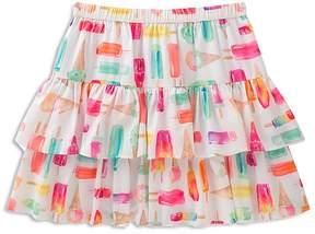Kate Spade Girls' Ice Pops & Ice Cream Print Skirt - Big Kid