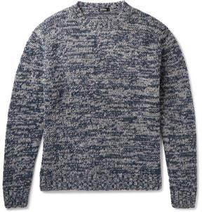 Jil Sander Mélange Wool Sweater