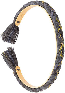 Aurelie Bidermann braided bracelet