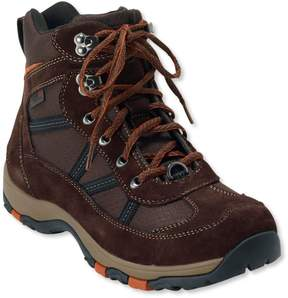 L.L. Bean L.L.Bean Men's Snow Sneakers 3, Mid Lace-Up