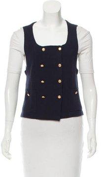 Steven Alan Wool Double-Breasted Vest