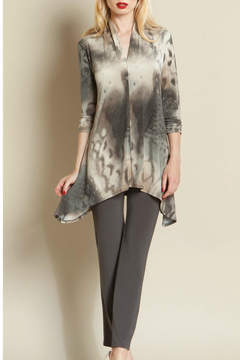 Clara Sunwoo Narrow V Tunic Top