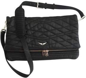 Zadig & Voltaire Rock Black Leather Handbag