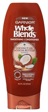 Garnier® Whole Blends Coconut Oil & Cocoa Butter Extracts Smoothing Conditioner - 12.5oz