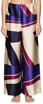 Eres Women's Artwork Atelier Silk Pants