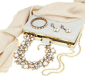 Charming charlie As Is Holiday Jewelry & Accessory Set
