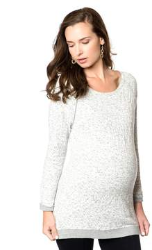 A Pea in the Pod Raglan Sleeve Maternity Sweater