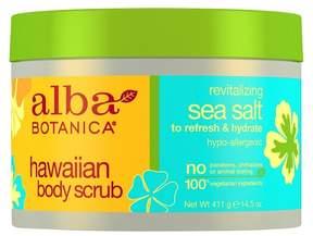 Alba Hawaiian Body Scrub with Sea Salt - 14.5oz