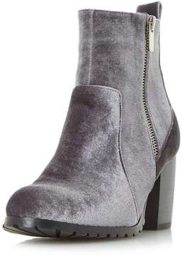 Head Over Heels *Head Over Heels by Dune Grey 'Pippaa' Ankle Boots