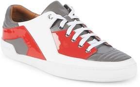 Bally Men's Etlan Leather Low-Top Sneakers