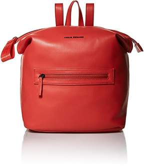 Armani Exchange A X Solid Backpack