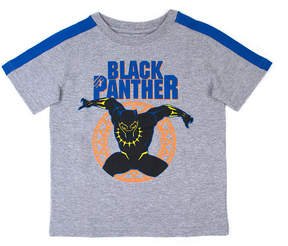 Marvel Black Pantheer T-Shirt-Toddler Boys