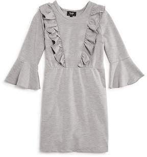 Bardot Junior Girls' Ruffled Sweater Dress - Big Kid