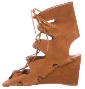 Jeffrey Campbell Romilly Suede Sandals