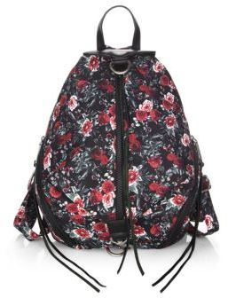 Rebecca Minkoff Julian Backpack - ROSE-FLORAL - STYLE
