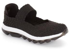 Bernie Mev. Women's 'Gummies Charm' Stretch Woven Slip-On Sneaker