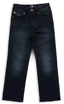 7 For All Mankind Little Boy's Cotton Blend Jeans