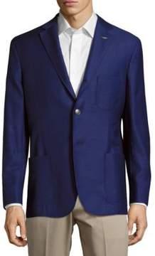 Michael Bastian Modern-Fit Wool Blazer