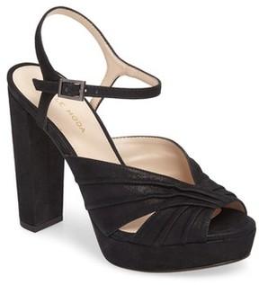 Pelle Moda Women's Palm Platform Sandal