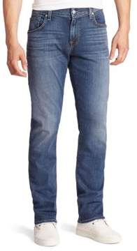 7 For All Mankind Straight' Slim Straight Jeans