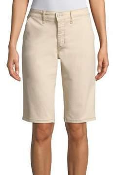 Jones New York Chino Bermuda Shorts