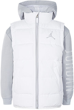 Jordan Performance Vest Jacket, Big Boys (8-20)