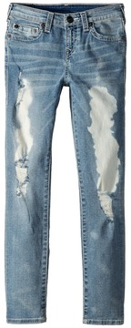 True Religion Rocco Single End Jeans in Roar Wash Boy's Jeans