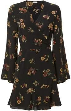 A.L.C. Belted Wrap Dress