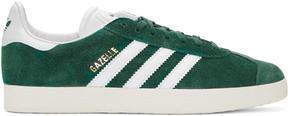 adidas Green Gazelle Sneakers