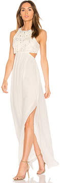 Ella Moss Valletta Cutout Maxi Dress