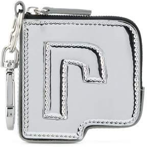 Paco Rabanne PR zipped wallet