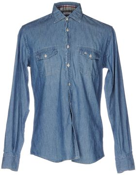 Del Siena Denim shirts