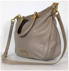 Marc by Marc Jacobs Cement Grey Leather Handbag