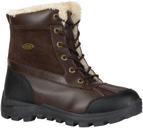 Lugz Tambora Mens Mid Water-Resistant Work Boots