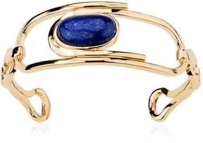 Aurelie Bidermann Angelica Lapis Lazuli Bracelet