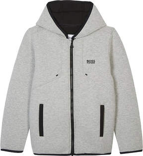 BOSS Neoprene zip hoody 4-16 years