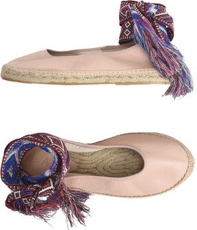 Free People Ballet flats
