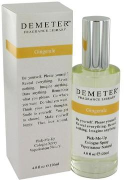 Demeter Gingerale Cologne Spray for Women (4 oz/118 ml)