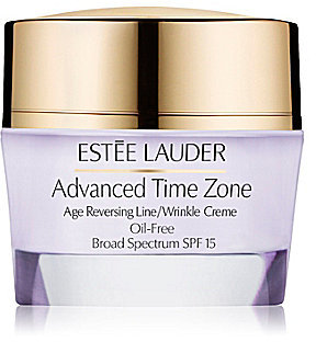 Estee Lauder Advanced Time Zone Age Reversing Line/Wrinkle Creme Oil-Free SPF 15