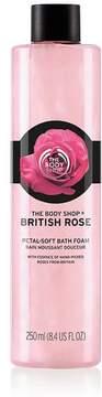 The Body Shop British Rose Bath Foam